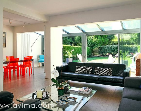 Maison totalement rénovée par architecte 3 chambres