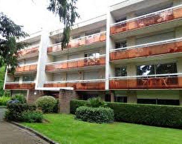 Appartement 2 pièces dans une résidence de standing.
