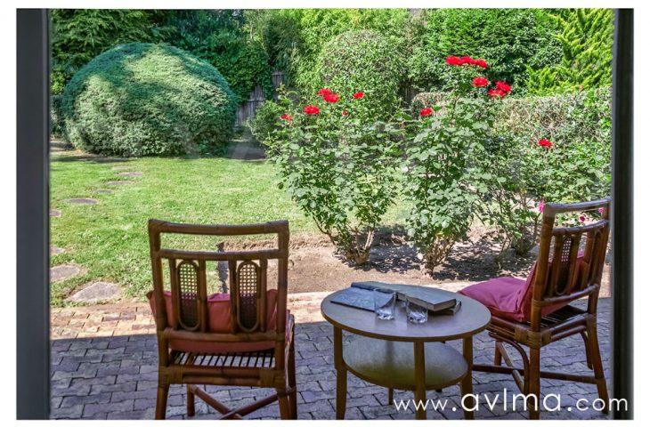 Maison de 140m2 au calme,  3 chambres avec jardin